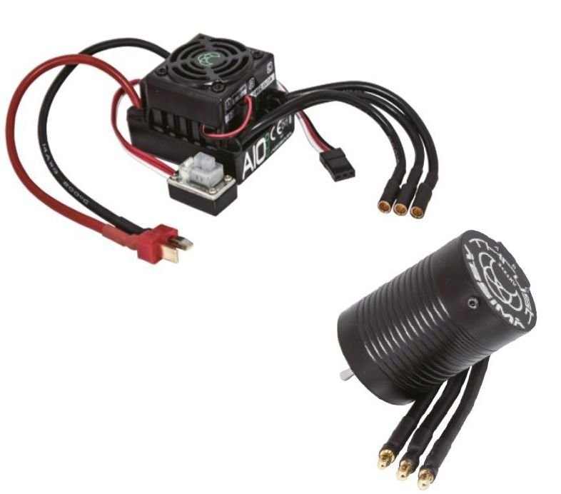 Combo Brushless Absima Thrust BL A10 ECO 1:10