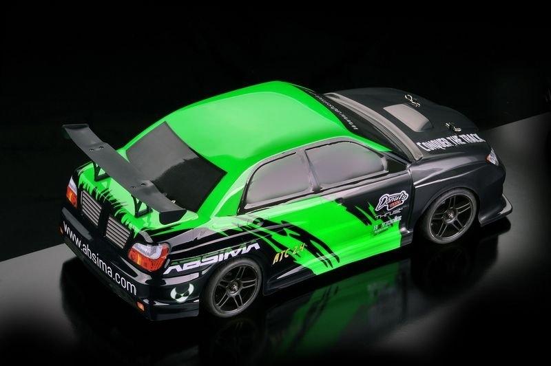 Absima ATC2.4 Touring Car 1:10 4WD RTR včetně baterie a nabíječky