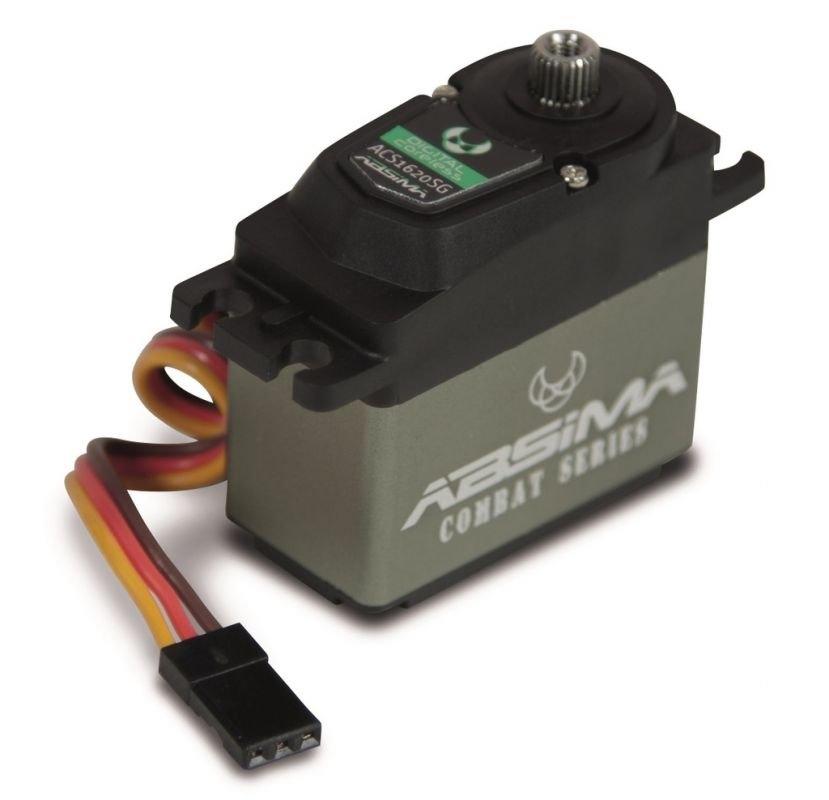 Servo Absima ACS1620SG HiVolt 20kg/0,09s Digital