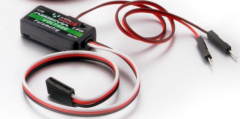 Senzor pro měření napětí pro přijímač Absima R4WP Ultimate / R4FS SVC