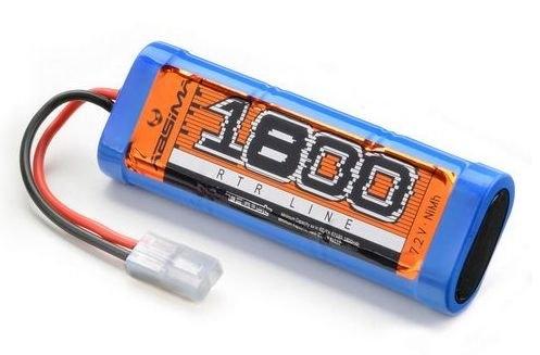 Baterie NiMH 7.2V 1800mAh