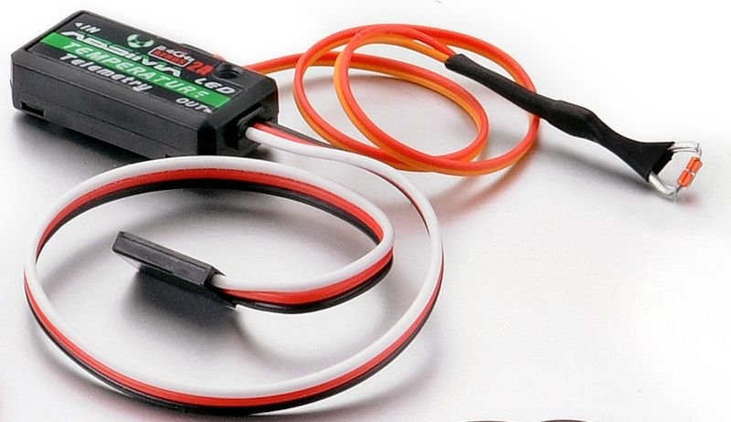 Teplotní senzor pro měření teploty pro přijímač Absima R4WP Ultimate / R4FS SVC