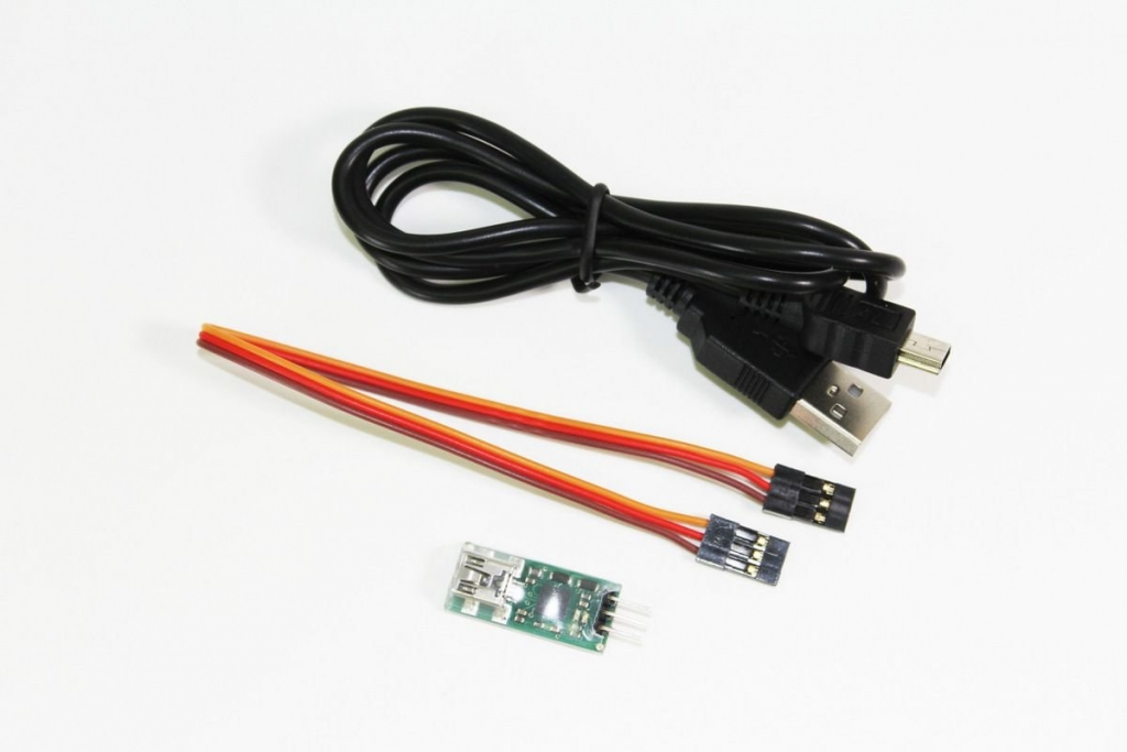 USB interface pro regulátory Absima CTS