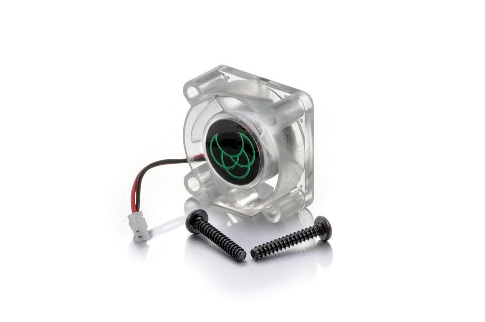 Ventilátor High Speed 25x25mm (pro regulátor Absima CTS-10)