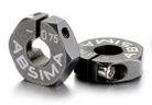 Kovové unašeče kol 12mm, offset -0,75mm 2ks