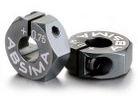 Kovové unašeče kol 12mm, offset +0,75mm 2ks