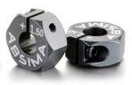 Kovové unašeče kol 12mm, offset +1,5mm 2ks