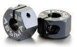 Kovové unašeče kol 12mm, offset +2mm 2ks