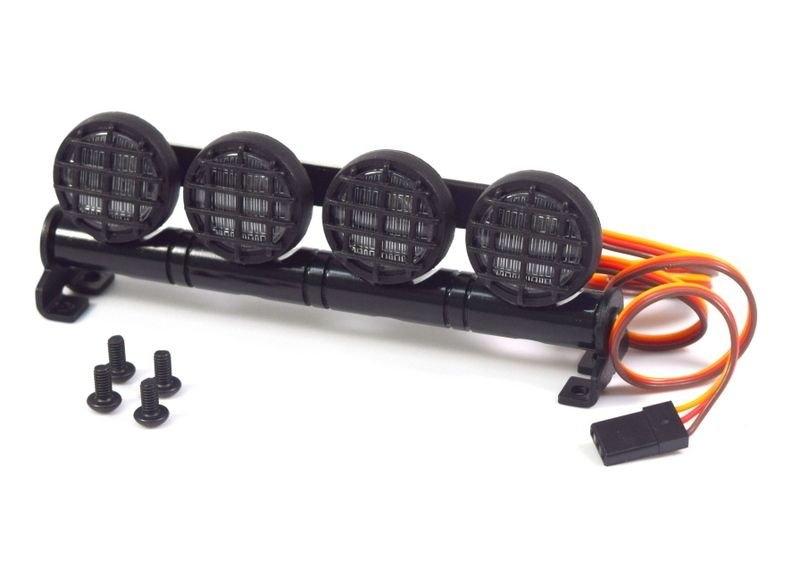 Multifunkční světelná rampa 4x LED
