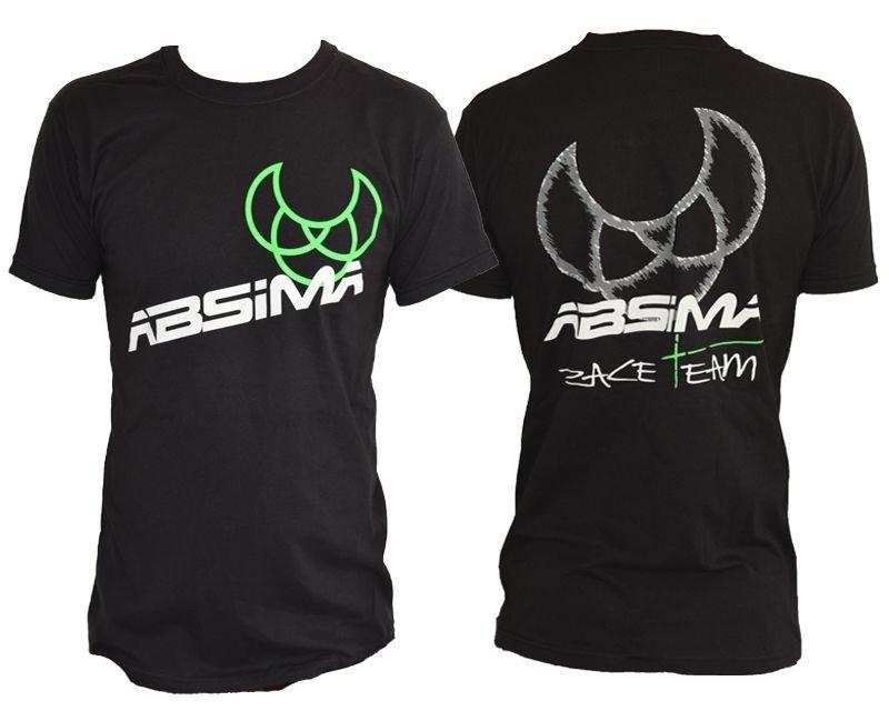 Tričko Absima černé XXXL