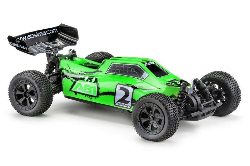 Buggy Absima AB1 4WD RTR 2,4GHz
