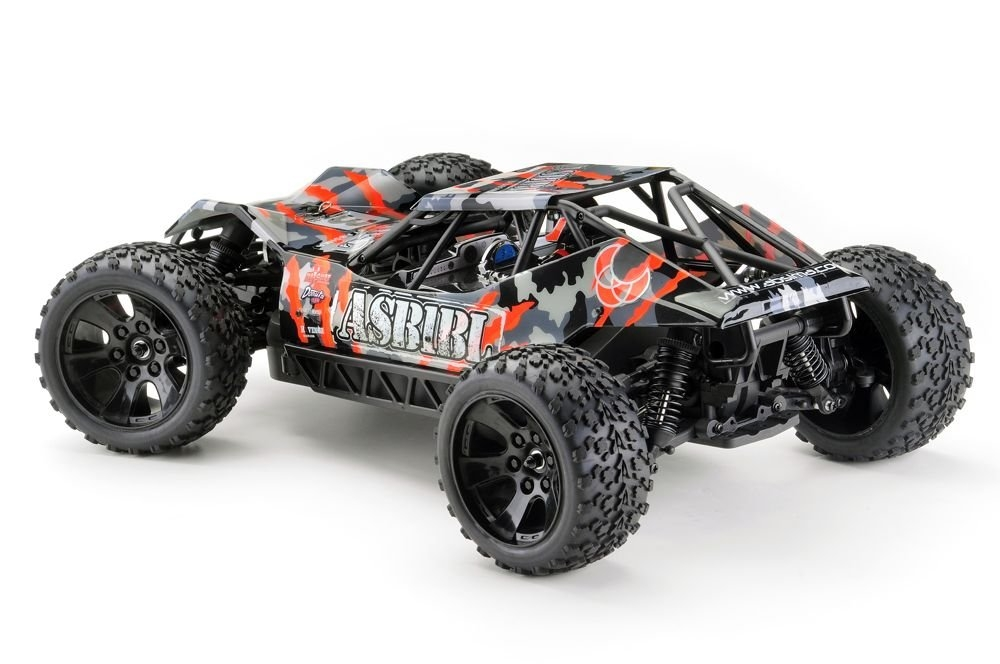 Buggy Absima Sand ASB1BL 4WD Brushless RTR 2,4GHz