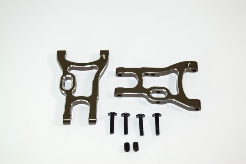 Aluminum lower suspension arm rear (2) ATC 2.4 RTR/BL