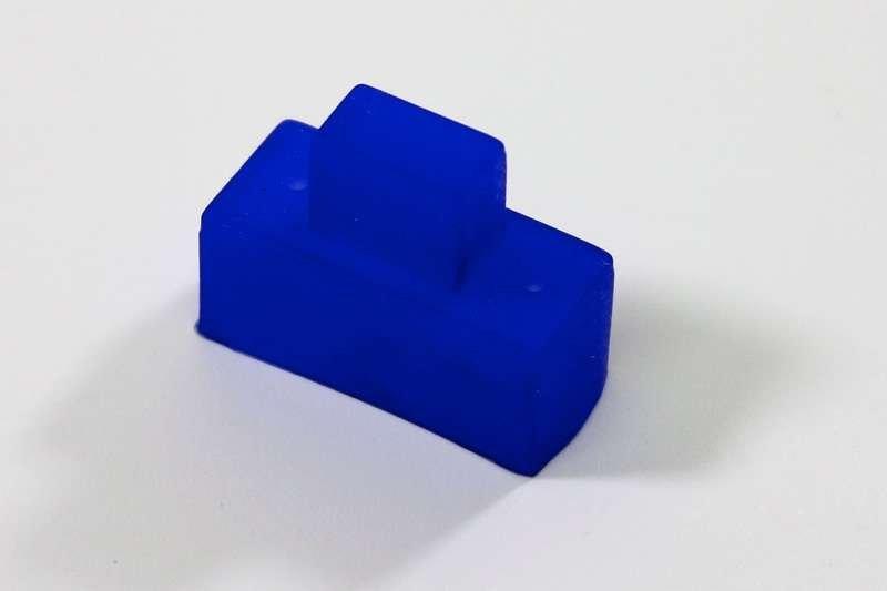 Silikonový kryt vypínače