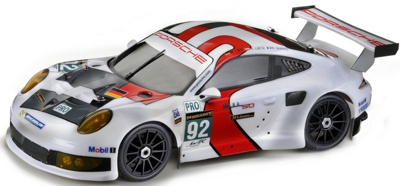 Porsche 911 1:8 4WD RTR Brushless
