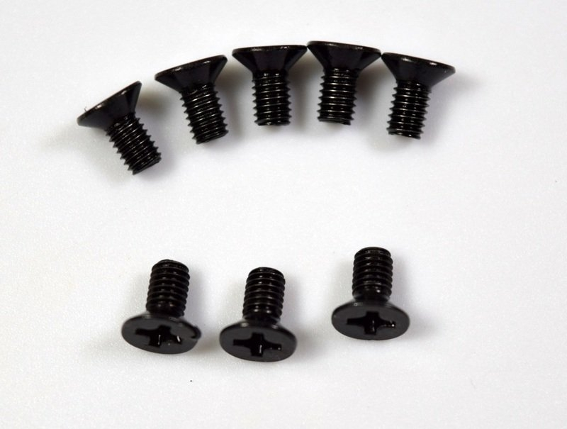 Countersunk Screw M3x6