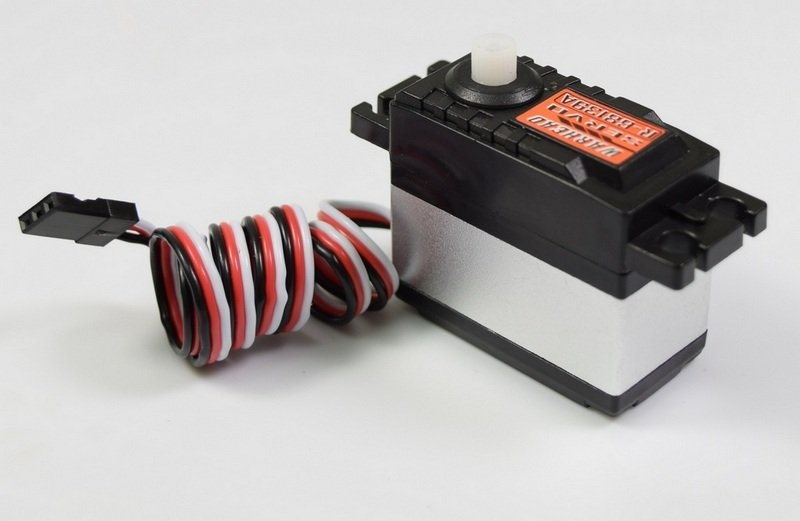 Digital Servo 4kg - waterproof