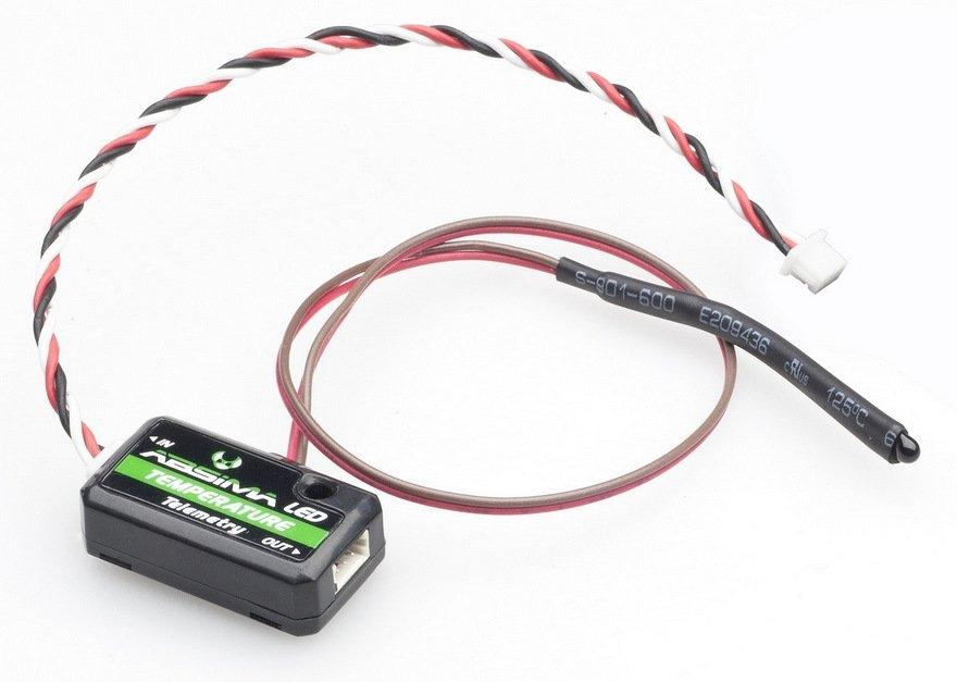 Teplotní senzor pro měření teploty pro přijímač Absima R4FS/R4WP