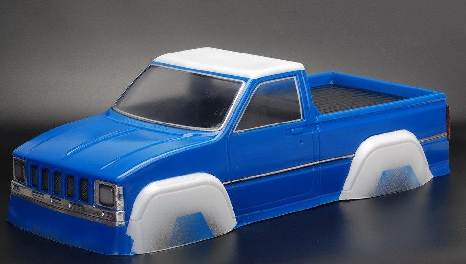 Karosérie CB012 1:10 čirá, typ Ford