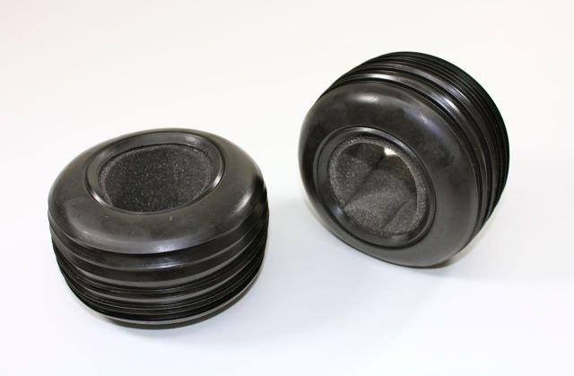 Front Tyre / Sponge 2WD Truggy (2)