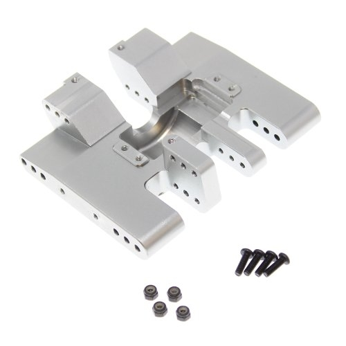 Aluminum Center Skid Plate
