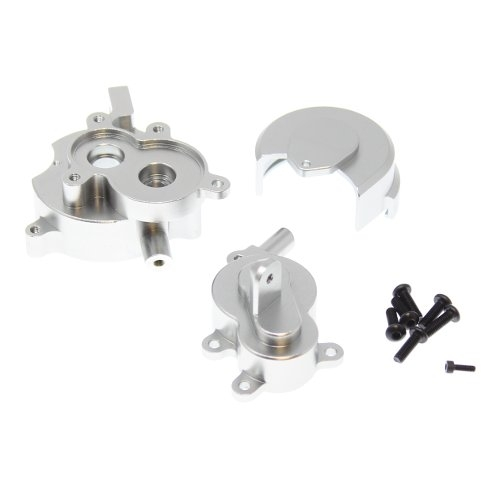 Aluminum Transmission Case Housing Set and Gear Cover