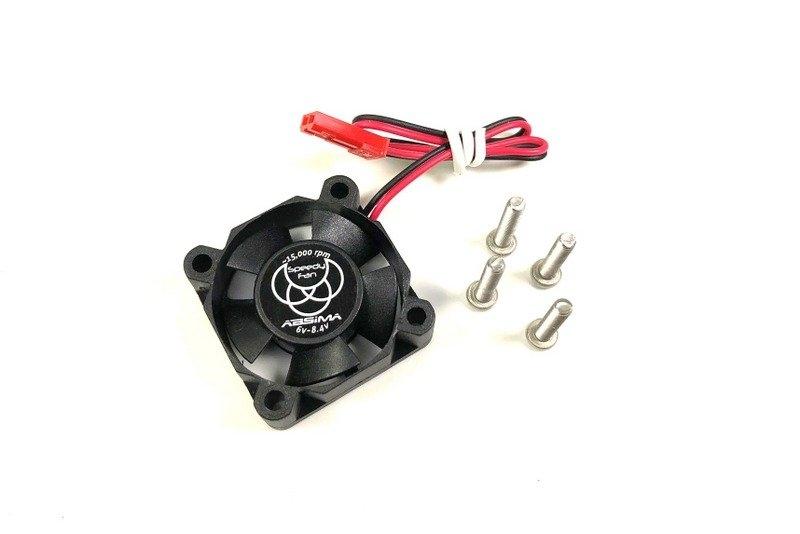 Náhradní ventilátor 15000ot/min. 30x30mm pro aktivní chladiče