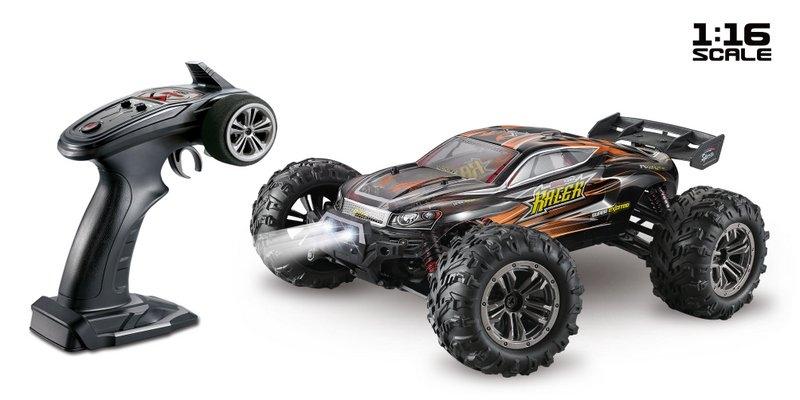 Spirit Racer Truggy 4WD 1:16 RTR červená