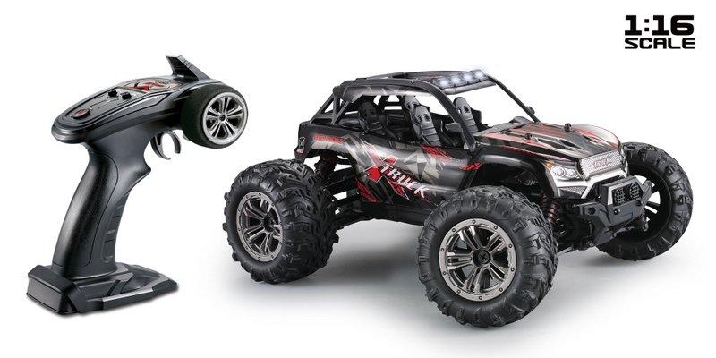 Spirit Sand Buggy 4WD 1:16 RTR červená