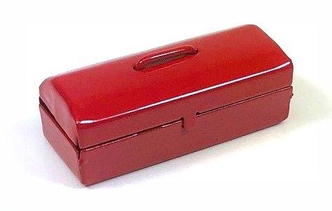 Kovový box na nářadí, maketa 1:10