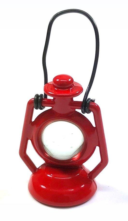 Petrolejová lampa, maketa 1:10