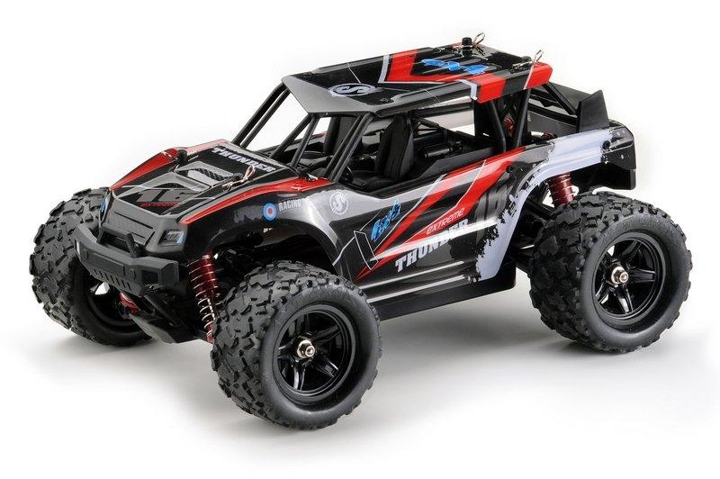 Storm Sand Buggy 4WD 1:18 RTR červená