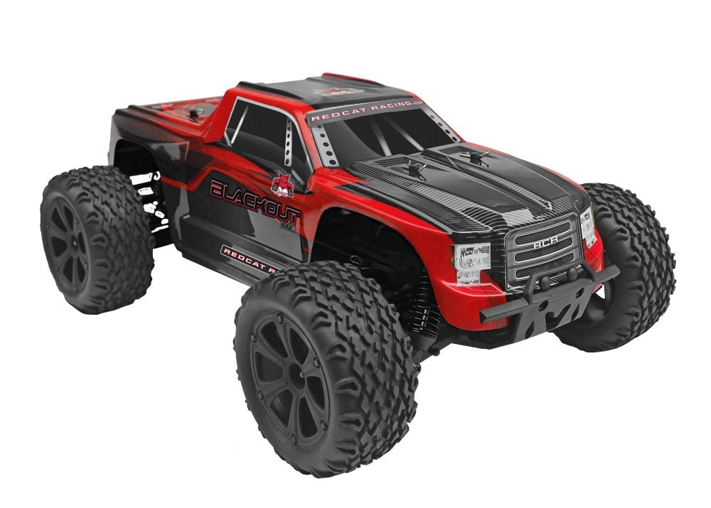 Monster Redcat Blackout XTE 4WD RTR 2,4GHz