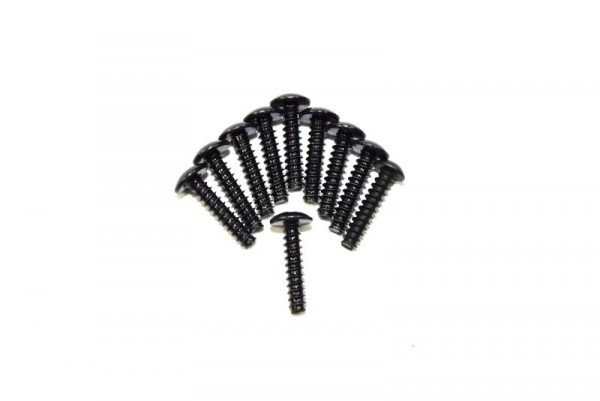 Absima 1230372 - Cap Head Self-tapping Screw M3x14 (10) Buggy/Truggy/Monster (1)