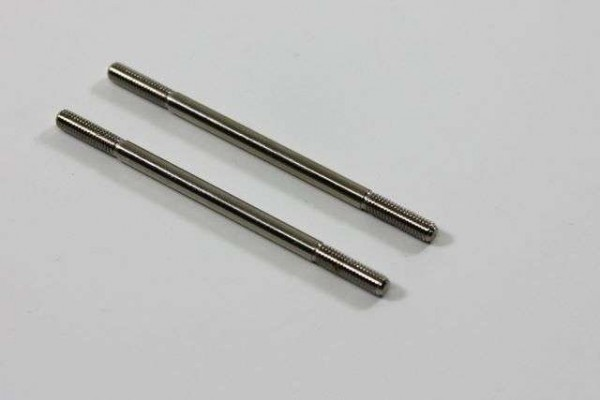 TeamC T02045 - Turnbuckle Steering 3x54mm (2 pcs) 2WD Buggy