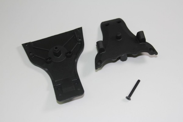 TeamC T02147 - Front chassis Upgrade set 2WD