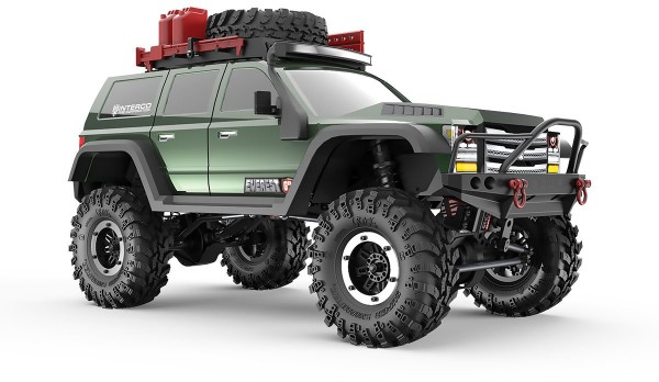 EVEREST GEN7  Redcat Racing 1:10 4WD RTR Green edition (1)