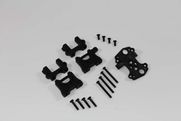 TeamC T08602 - Center Differential Mount 1:8