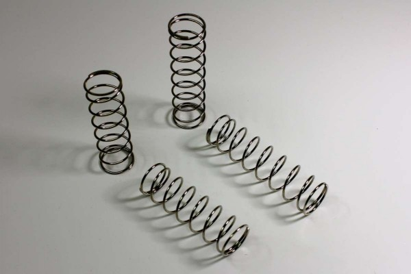 TeamC T08728 - Shock Springs standard f/r (4 pcs) 1:8