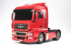 Tamiya MAN TGX 18.540 4x2 XLX  Red Edition RC TRUCK 1:14