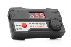 LED servotester