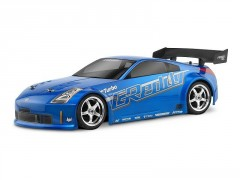 Karoserie čirá Nissan 350Z Greddy twin turbo (190 mm)