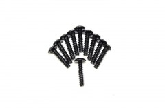 Absima 1230372 - Cap Head Self-tapping Screw M3x14 (10) Buggy/Truggy/Monster