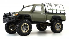 AMX Rock RCX10PS Land Cruiser 1:10 RTR zelený