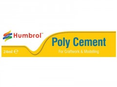 Humbrol Poly Cement lepidlo na plasty 24ml