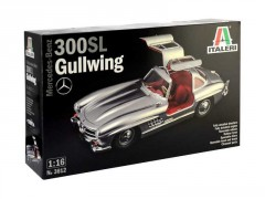 Italeri Mercedes-Benz 300 SL Gullwing (1:16)