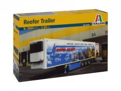 Italeri REEFER TRAILER (1:24)