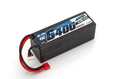 ANTIX by LRP 6400 - 15.2V LiHV - 45C LiPo Car Hardcase