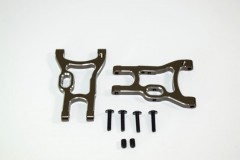 Aluminum lower suspension arm rear (2) ATC 2.4 RTR/BL
