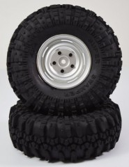 Tire Set Absima CR2.4